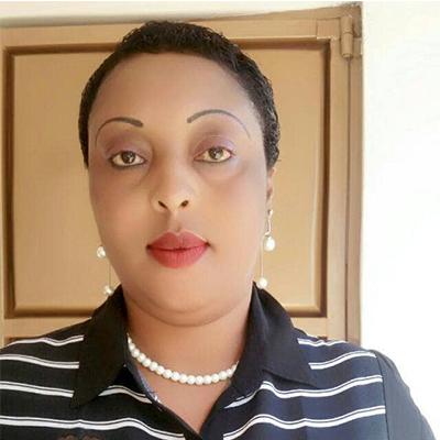 Mrs.Claude Nininahazwe